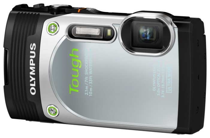 Olympus Tough TG-850 iHS