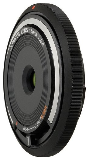 Olympus 15mm f/8.0 Body Cap Lens