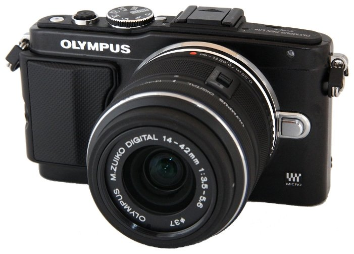 Olympus Pen E-PL5 Kit Black