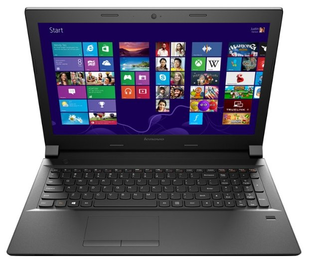 "Lenovo B50 45 (AMD E1 6010 1350 MHz/15.6""/1366x768/2.0Gb/500Gb/DVD нет/AMD Radeon R2/Wi-Fi/Bluetooth/Win 10 Home)"