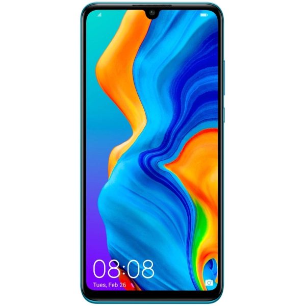 Смартфон HUAWEI P30 Lite New Edition Peacock Blue