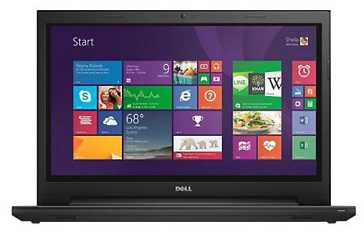 "DELL INSPIRON 3542 (Celeron 2957U 1400 Mhz/15.6""/1366x768/2Gb/500Gb/DVD-RW/Intel GMA HD/Wi-Fi/Bluetooth/Win 8 64)"