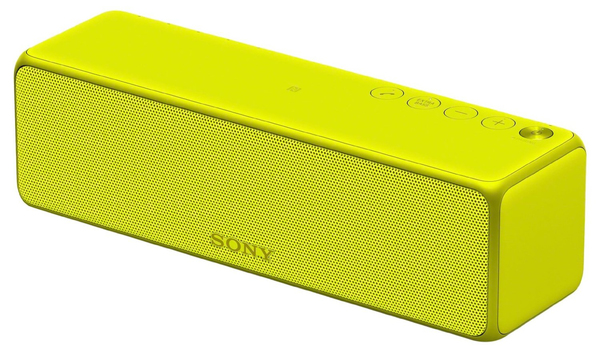 Sony h.ear go Bordeaux Lime