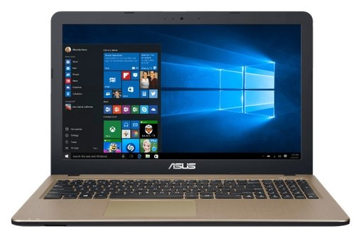 "ASUS R540SA (Intel Celeron N3060 1600 MHz/15.6""/1366x768/2Gb/500Gb HDD/DVD нет/Intel HD Graphics 400/Wi-Fi/Bluetooth/Windows 10 Home)"