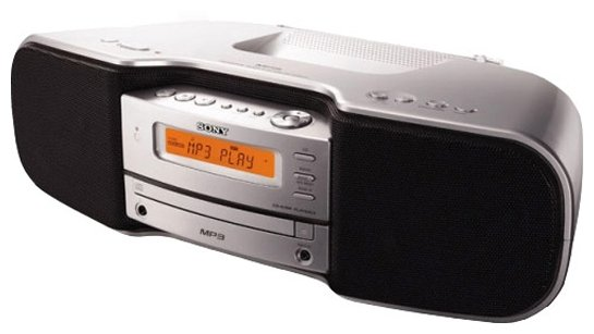 Sony ZS-S50CP