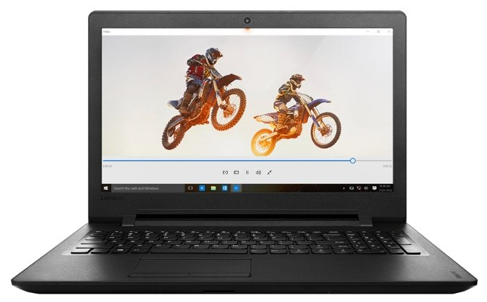 "Lenovo IdeaPad 110 15 Intel (Intel Celeron N3060 1600 MHz/15.6""/1366x768/2Gb/250Gb HDD/DVD нет/Intel HD Graphics 400/Wi-Fi/Bluetooth/Win 10 Home)"