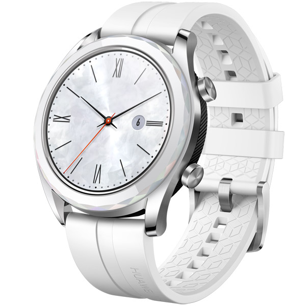Часы HUAWEI Watch GT Elegant White (ELA-B19)