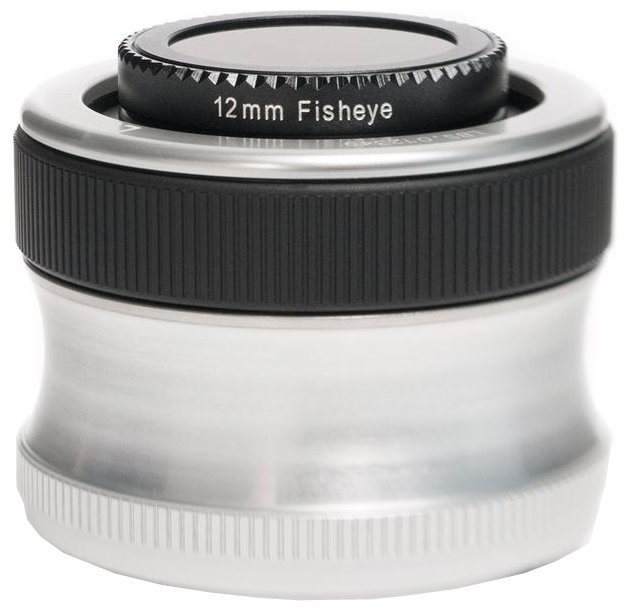 Lensbaby Scout with Fisheye Pentax K