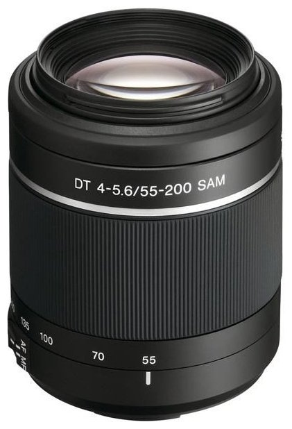 Sony DT 55-200mm f/4-5.6 SAM (SAL-55200-2)