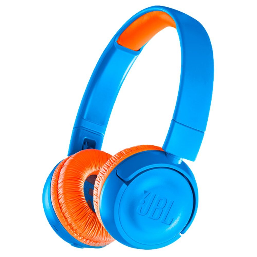 Наушники JBL JR300BT Blue