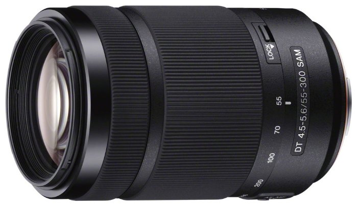 Sony DT 55-300mm f/4.5-5.6 (SAL-55300)
