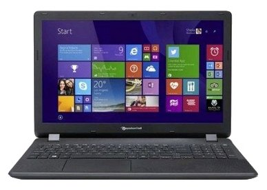 "Packard Bell EasyNote TG81BA (Celeron N3050 1600 MHz/15.6""/1366x768/2.0Gb/500Gb/DVD-RW/Intel GMA HD/Wi-Fi/Bluetooth/Win 8 64)"