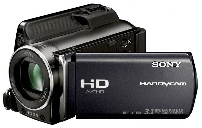 Sony HDR-XR150E