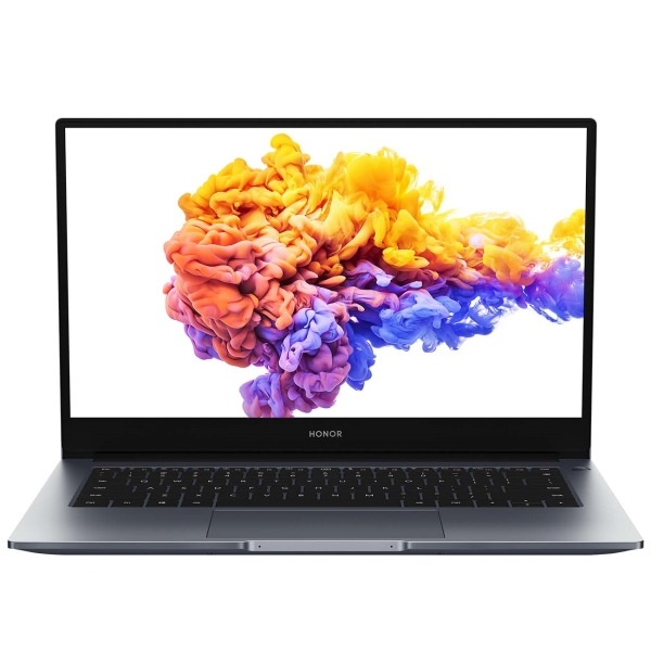 "Ноутбук HONOR MagicBook 14 (AMD Ryzen 5 4500U 2300MHz/14""/1920x1080/8GB/512GB SSD/DVD нет/AMD Radeon Vega 6/Wi-Fi/Bluetooth/Windows 10 Home) (NblL-WDQ9HN)"
