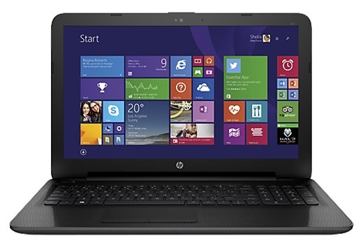 "HP 250 G4 (N0Y21ES) (Celeron N3050 1600 MHz/15.6""/1366x768/4.0Gb/500Gb/DVD нет/Intel GMA HD/Wi-Fi/Bluetooth/Win 8 64)"