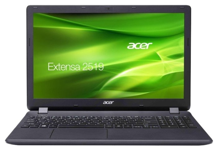 "Acer Extensa EX2519 (Pentium N3700 1600 MHz/15.6""/1366x768/2.0Gb/500Gb/DVD-RW/Intel GMA HD/Wi-Fi/Bluetooth/Win 10 Home)"