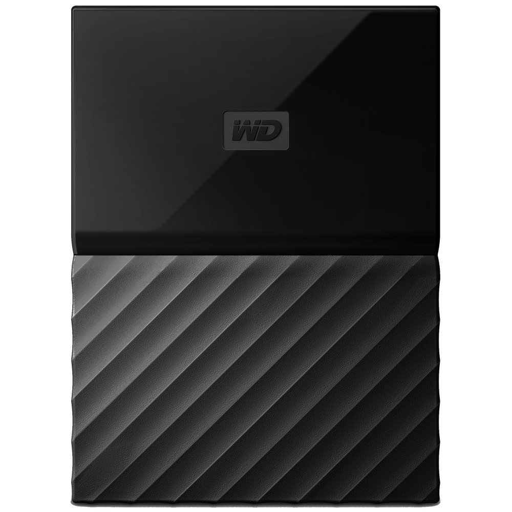 Жесткий диск Western Digital My Passport 4 TB (WDBUAX0040B) Black
