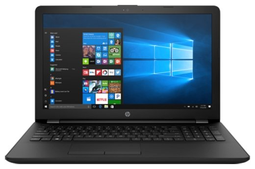 "HP 15-bs006ur (Intel Celeron N3060 1600 MHz/15.6""/1366x768/4Gb/500Gb HDD/DVD нет/Intel HD Graphics 400/Wi-Fi/Bluetooth/DOS)"