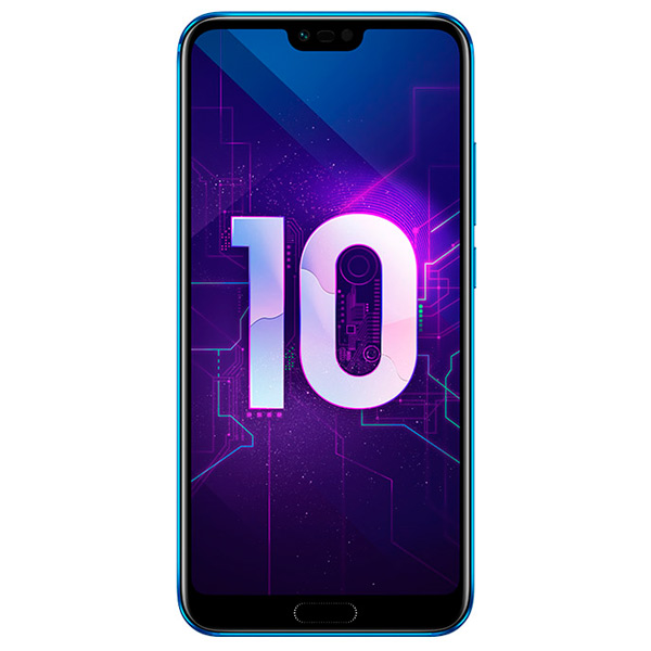 Смартфон Honor 10 4/64GB синий