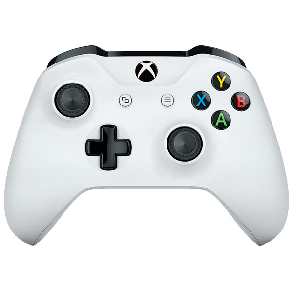 Геймпад Microsoft Xbox One Crete Wireless Controller (TF5-00004) White