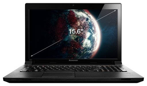 "Lenovo V580c (Core i3 3110M 2400 Mhz/15.6""/1366x768/4096Mb/500Gb/DVD-RW/NVIDIA GeForce 610M/Wi-Fi/Bluetooth/DOS)"
