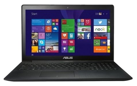 "ASUS F553SA (Intel Celeron N3050 1600 MHz/15.6""/1366x768/2Gb/500Gb HDD/DVD нет/Intel GMA HD/Wi-Fi/Bluetooth/Win 10 Home)"