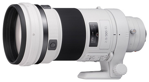 Sony 300mm f/2.8G (SAL-300F28G)