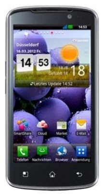 LG Optimus True HD LTE P936