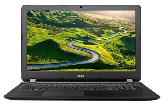 "Acer ASPIRE ES1-523-4746 (AMD A4 7210 1800 MHz/15.6""/1366x768/2Gb/500Gb HDD/DVD нет/Wi-Fi/Bluetooth/Win 10 Home)"