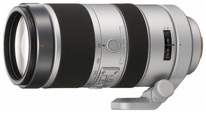 Sony 70-400mm f/4-5.6G SSM (SAL-70400G)