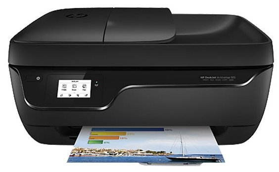 HP DeskJet Ink Advantage 3835 All-in-One