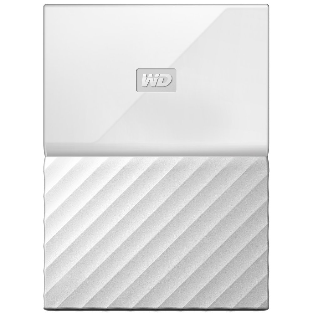 Жесткий диск Western Digital My Passport 4 TB (WDBUAX0040B) White