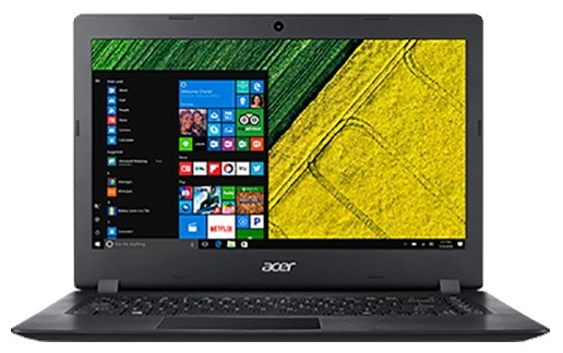 "Acer ASPIRE 1 A114-31-C7FK (Intel Celeron N3350 1100 MHz/14""/1366x768/4Gb/32Gb SSD/DVD нет/Intel HD Graphics 500/Wi-Fi/Windows 10 Home)"