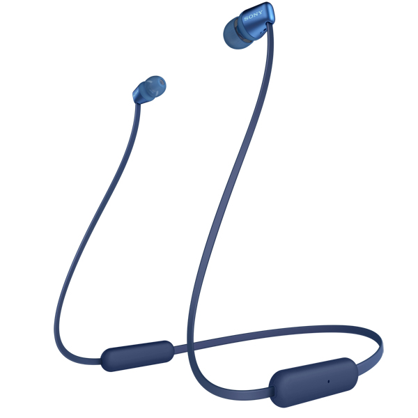 Наушники Bluetooth Sony WI-C310 Blue