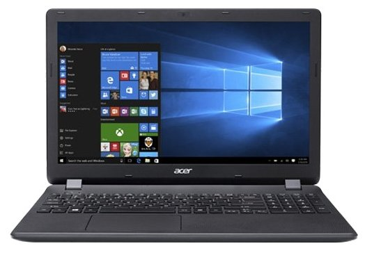 "Acer Extensa EX2530-P4F7 (Intel Pentium 3556U 1700 MHz/15.6""/1366x768/2Gb/500Gb HDD/DVD-RW/Intel GMA HD/Wi-Fi/Bluetooth/Win 10 Home)"