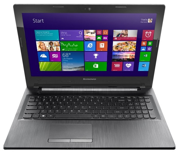 "Lenovo G50-30 (Intel Celeron N2820 2170 MHz/15.6""/1366x768/2.0Gb/320Gb/DVD-RW/Intel GMA HD/Wi-Fi/Bluetooth/DOS)"