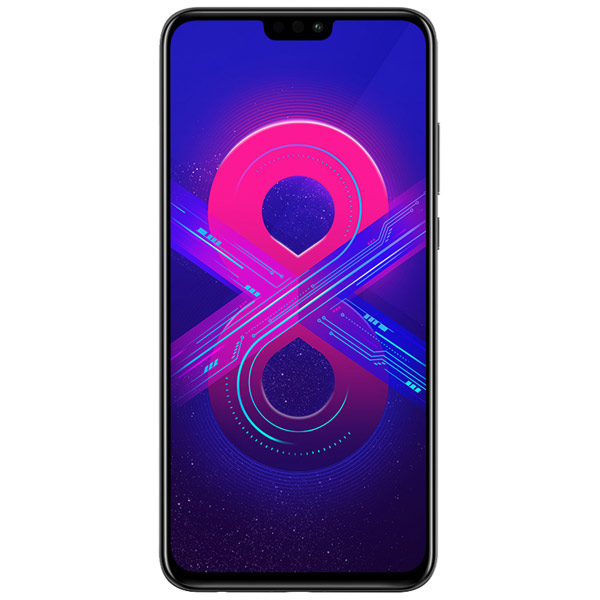 Смартфон Honor 8X 4/64GB Black