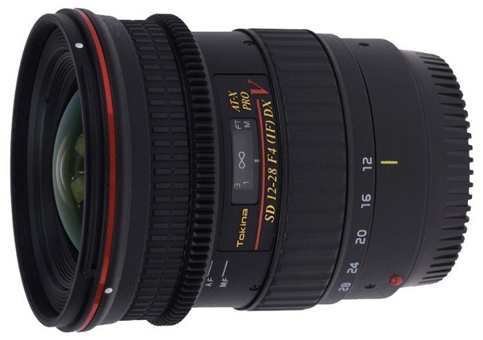 Tokina AT-X 12-18mm f/4 (AT-X 128) PRO DX V Canon EF-S