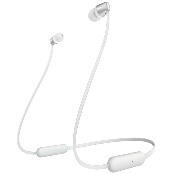 Наушники Bluetooth Sony WI-C310 White