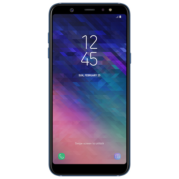 Смартфон Samsung Galaxy A6+ 32GB 2018 Blue