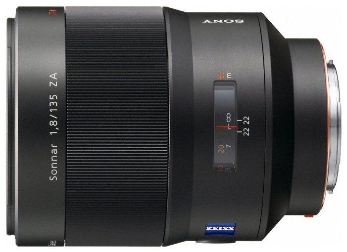 Sony Carl Zeiss Sonnar T*135mm f/1.8 ZA (SAL-135F18Z)