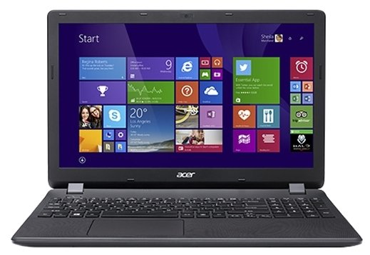 "Acer ASPIRE ES1-571-C3N5 (Intel Celeron 2957U 1400 MHz/15.6""/1366x768/2Gb/500Gb HDD/DVD нет/Intel GMA HD/Wi-Fi/Bluetooth/Linux)"