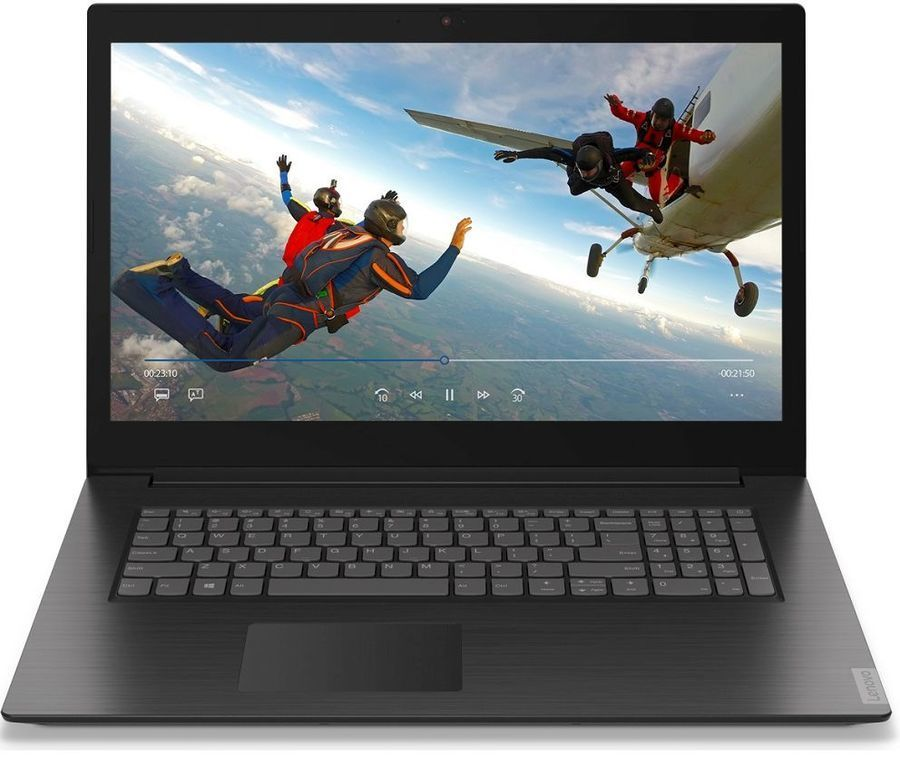 "Ноутбук LENOVO IdeaPad L340-17IRH, 17.3"", IPS, Intel Core i5 9300HF 2.4ГГц, 8ГБ, 512ГБ SSD, NVIDIA GeForce GTX 1650 - 4096 Мб, Free DOS, 81LL00KJRK, черный"