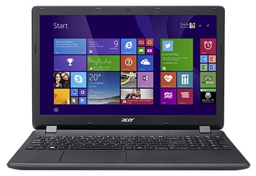 "Acer ASPIRE ES1-531-C3W7 (Intel Celeron N3050 1600 MHz/15.6""/1366x768/4.0Gb/500Gb/DVD нет/Intel GMA HD/Wi-Fi/Bluetooth/Win 10 Home)"
