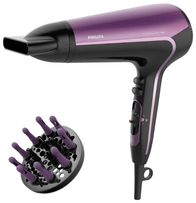 Philips BHD184 DryCare Advanced